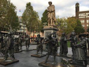 Rembrandt Square –