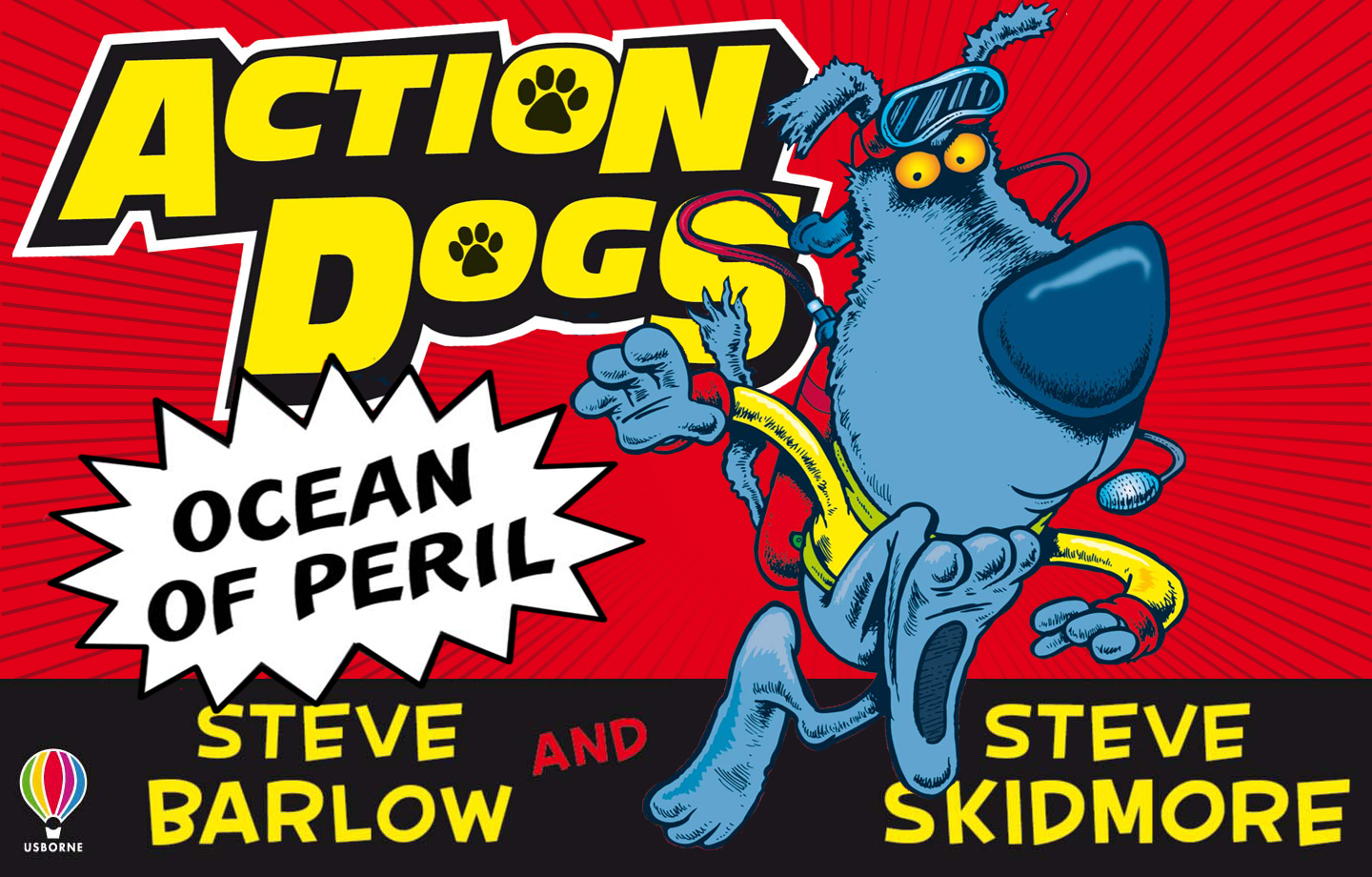 Action Dogs Series