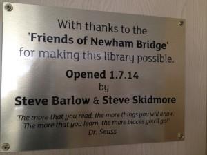 More library openings!