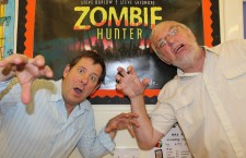 A couple of zombies at Hamble!