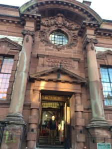 The Carnegie Library in Kendal