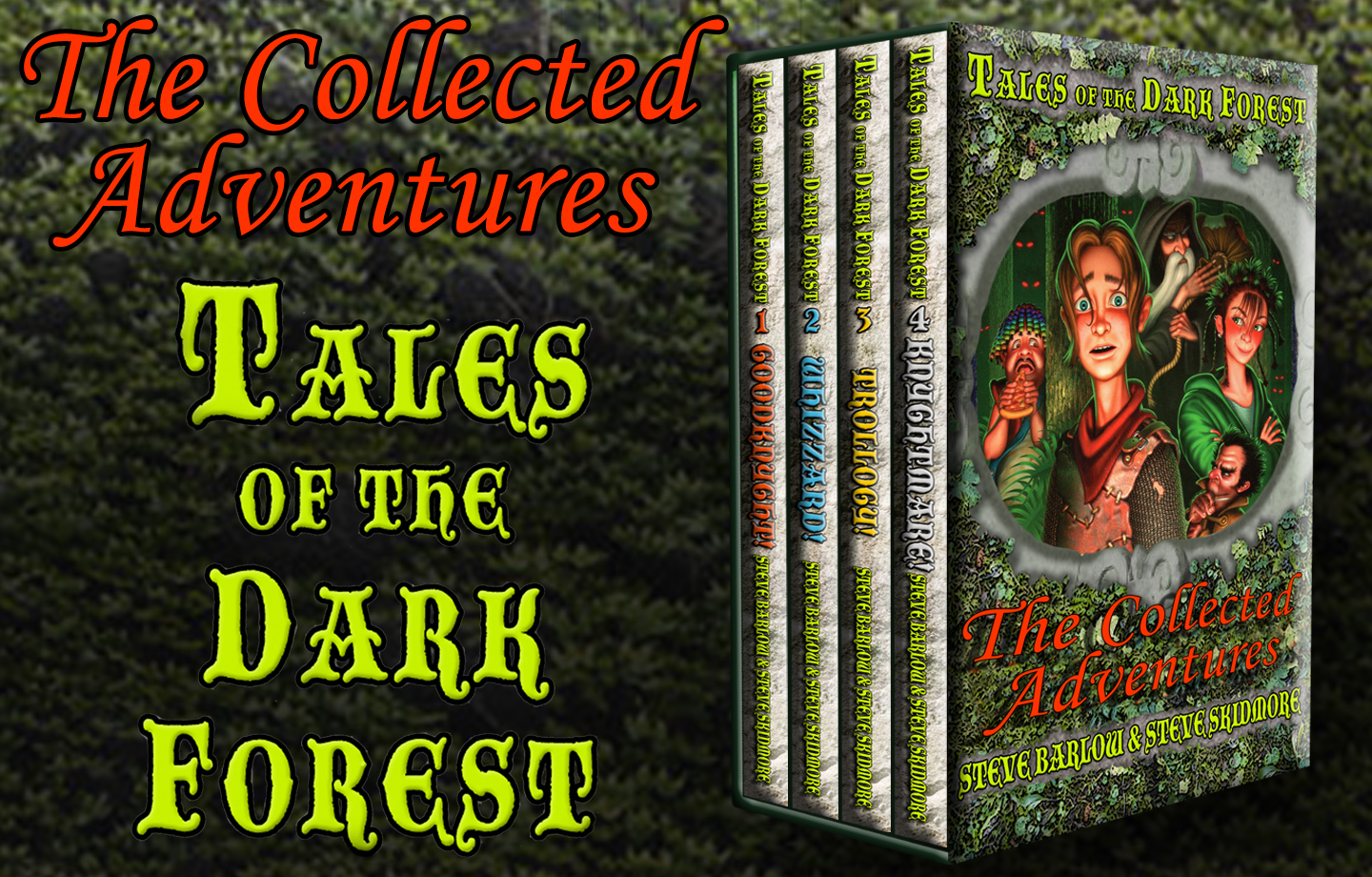 Tales of The Dark Forest Box Set on Kindle!