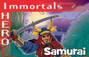 New iHero Immortals